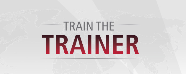 Train the Trainer Course Outline (available upon request)