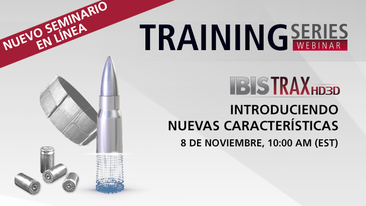IBIS TRAX-HD3D | Introducing New Features (in Spanish)